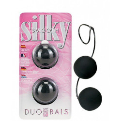 Silky Smooth Balls
