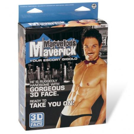 Marvelous Maverick Escort Gigolo