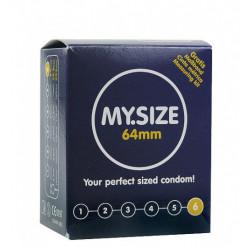 MY.SIZE Kondome 64 mm (10 Stück)