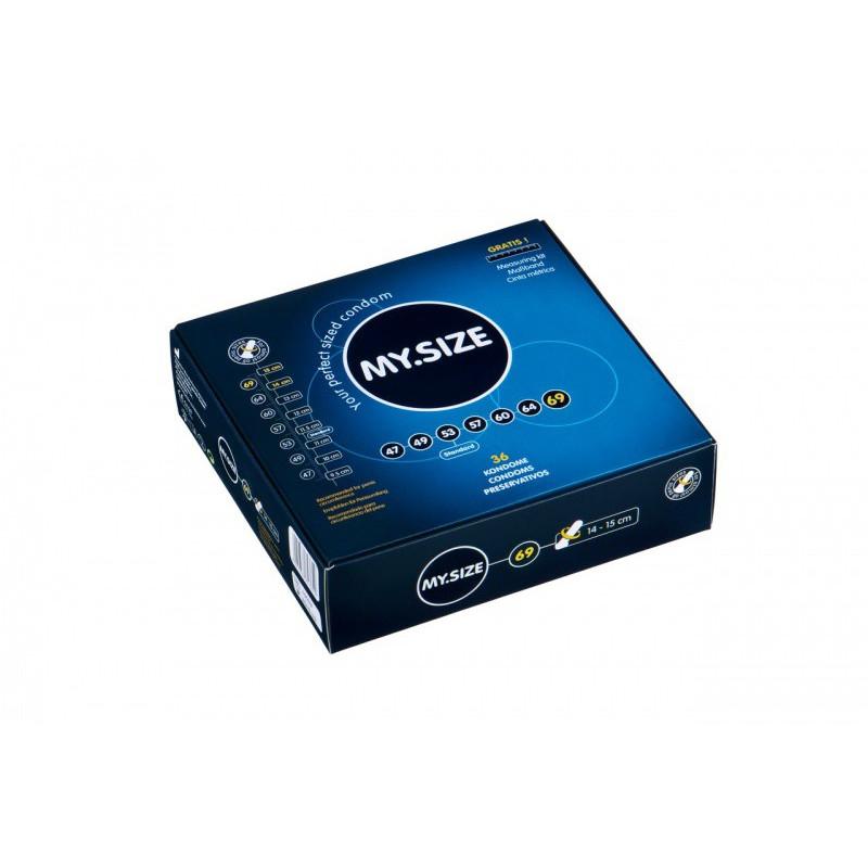 MY.SIZE Kondome 69 mm (36 Stück)