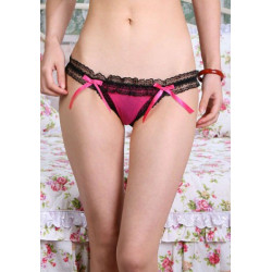 Lace String Ouvert
