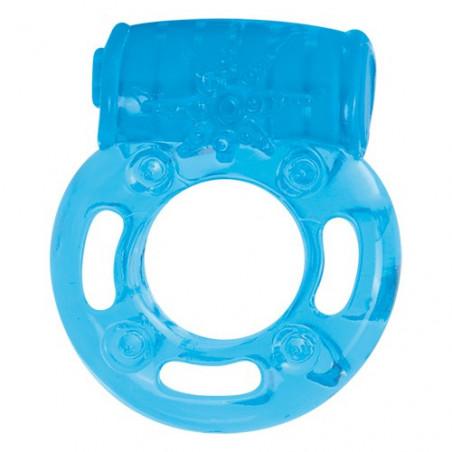Dandy's Bangle Blue Ring