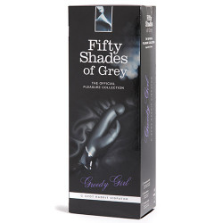Fifty Shades of Grey - Greedy Girl G-Spot Rechargeable