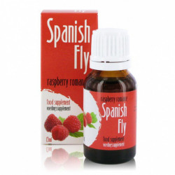 Spanish Fly Raspberry Romance