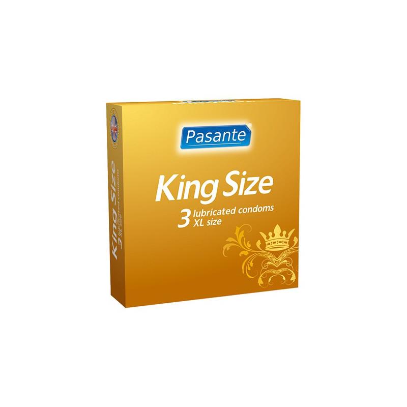Pasante King Size (3 Stk.)
