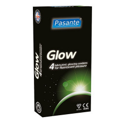 Pasante Glow in the Dark (4 Stück)