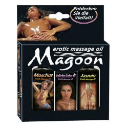 Massage-Öl Set