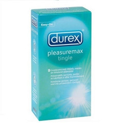 Durex Pleasuremax Tingle (9 Stück)