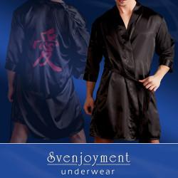 Svenjoyment - Kimono für Herren