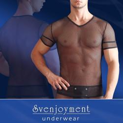 Herrenshirt aus Netz