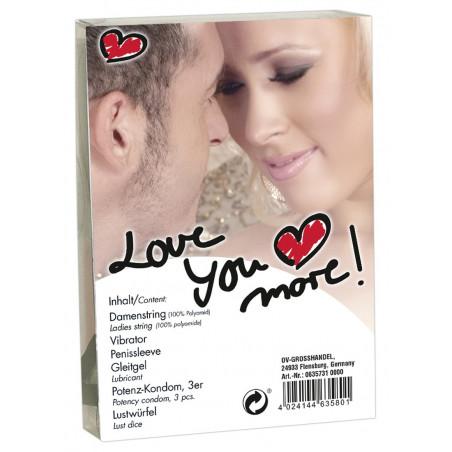 Love You More Paket