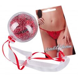 Cottelli Collection String Weihnachtskugel