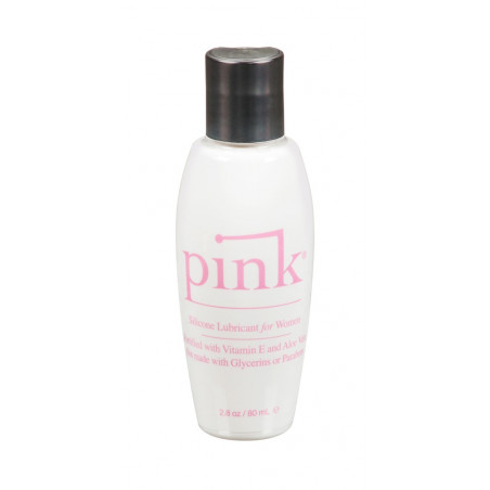 Pink Silicone - 80ml