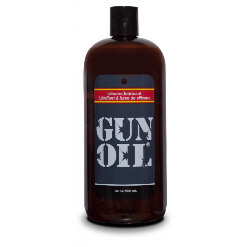 Gun Oil Silicone - 960ml