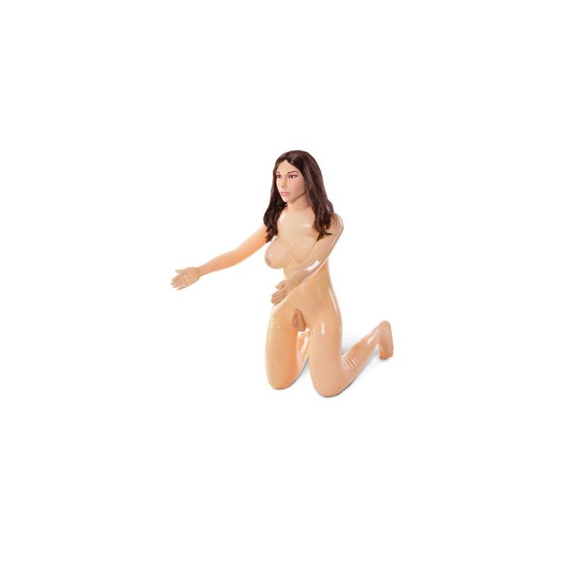 Kneeling Nikki Doggy Style - Liebespuppe
