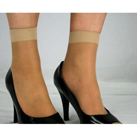 Feinstrumpf Socken - Doppelpack