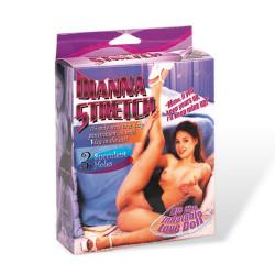 Liebespuppe Dianna Stretch