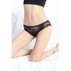 Lace Crossover Back Panty