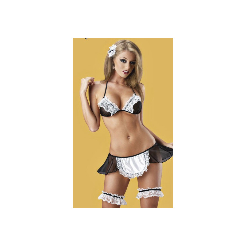 Sexy Zimmermädchen