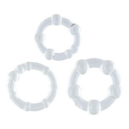 Dandy's Bangle Clear Ring