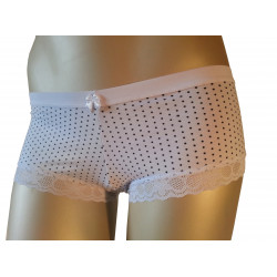Panty gepunktet