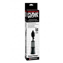 Pump Worx Travel Pump - Penispumpe