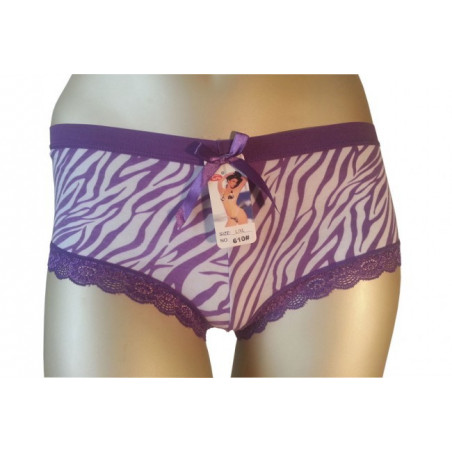 Panty Zebra-Look
