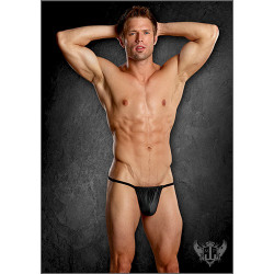 Männer-String Posing Strap
