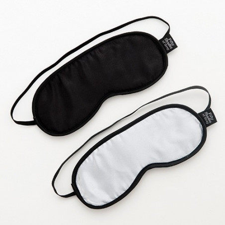 Fifty Shades of Grey - No Peeking Soft Blindfold