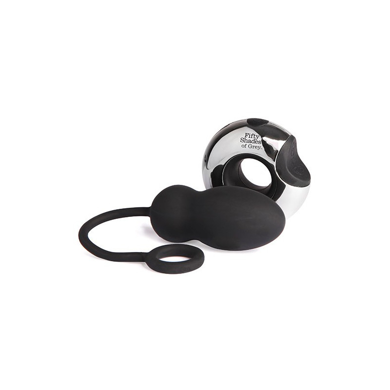 Fifty Shades of Grey - Relentless Vibrations Remote Control Egg