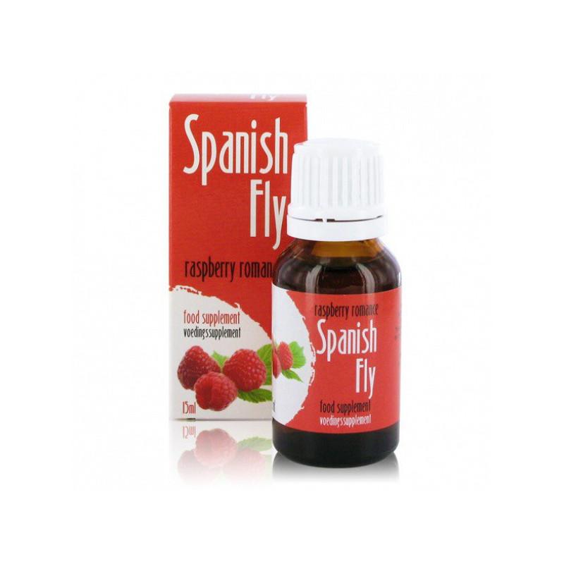 Spanish Fly Raspberry Romance