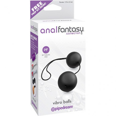 Anal Fantasy Vibro Balls
