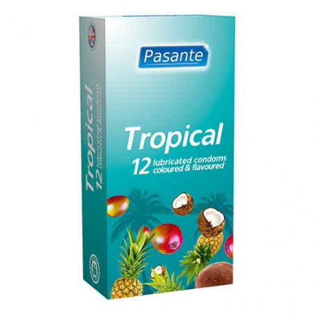 Pasante Tropical (3 Stück)