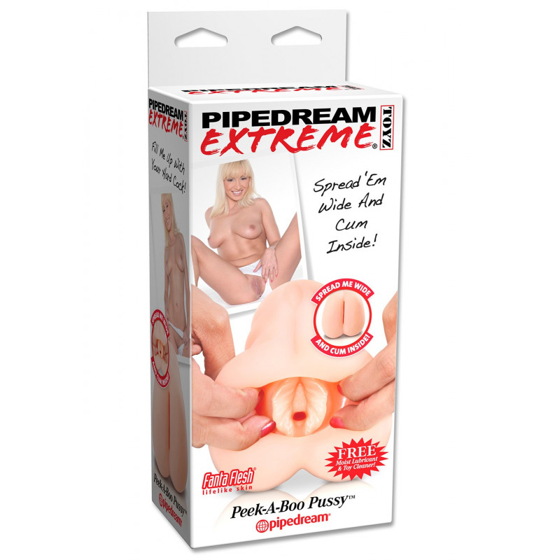 Pipedream Extreme Peek-A-Boo Pussy