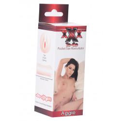 XXX to go - Pocket Size Masturbator Aggie