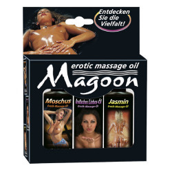 Massage-Öl Set