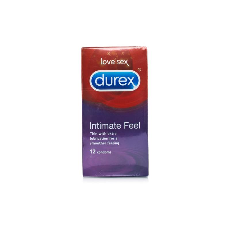 Durex Intimate Feel (12 Stück)