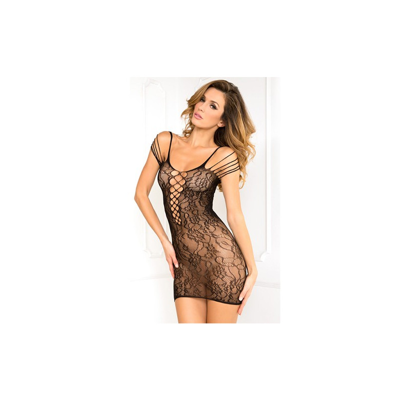 Transparentes Kleidchen