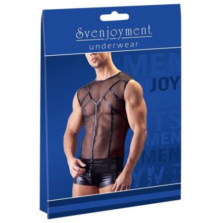 Svenjoyment - Powernet-Shirt