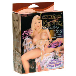 Jezebel Riding Doll