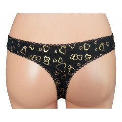 Sweetheart Tanga Gold
