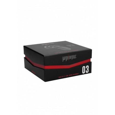 ManCage 03 Keuschheitskäfig - schwarz - Verpackung