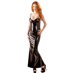 Black Level Langes Lack-Kleid