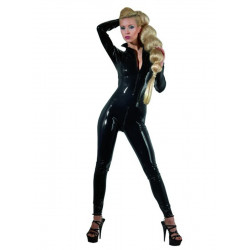 Latex-Catsuit