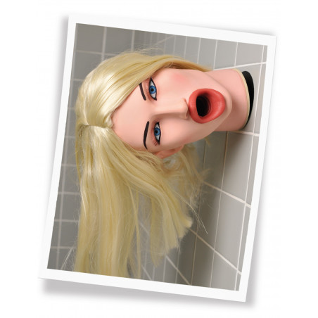 PDX Hot Water Face Fucker Blonde
