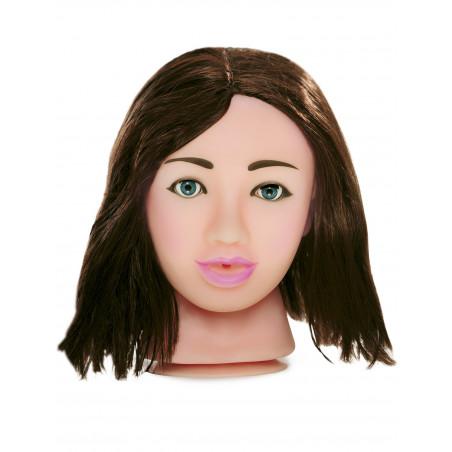 PDX Fuck My Face Brunette