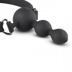 Silikonknebel mit Perlen | Anal Toys | Easytoys