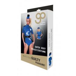 Sexy Polizeiuniform | GP Datex - BDSM Latexkleidung