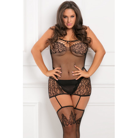 To the nines Bodystocking - XL/XXL | René Rofé