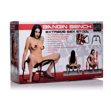 Sexstuhl - Bangin Bench | LoveBotz